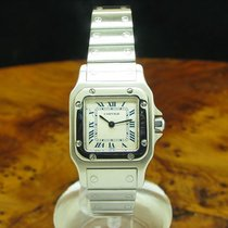 Cartier Santos Galbée 1565 usados