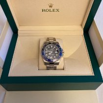 Rolex GMT-Master II 116710BLNR 2018 pre-owned