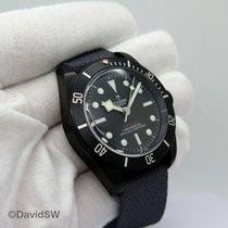 Tudor Black Bay Dark Zeljezo 41mm Crn Bez brojeva