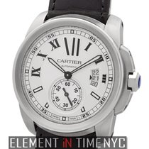 Cartier new Automatic Display Back 42mm Steel Sapphire Glass