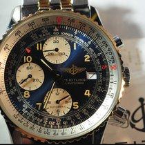 Breitling full Set Navitimer 18K Gold Chronograph Automatic