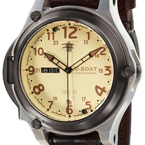U-Boat TIPO 01 50mm Titanium BE/BR Limited Edition