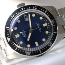 Oris Divers Sixty Five Acier 42mm Bleu Sans chiffres France, Thonon les bains