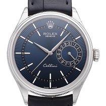 Rolex Cellini Date 50519 Sin usar Oro blanco 39mm Automático
