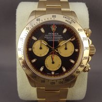 Rolex Daytona Yellow Gold Paul Newman Dial 116528