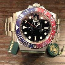 Rolex GMT Master II Whitegold 116719BLRO