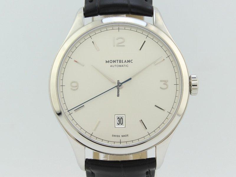 cfa3fcacb8a Relojes Montblanc - Precios de todos los relojes Montblanc en Chrono24