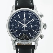 Breitling Transocean 38 Date Chronograph