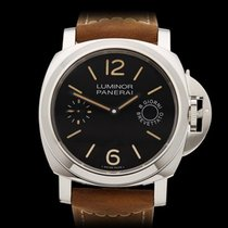 Panerai Luminor 8 Day Power Reserve Stainless Steel Gents...
