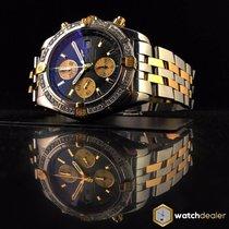 Breitling Chronomat Evolution Steel/Gold Diamond