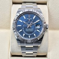 Rolex Sky-Dweller Steel Blue Dial LC-EU – Novelty