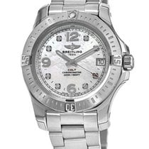 Breitling Colt Women's Watch A7438911/A771-178A