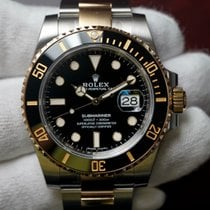 Rolex Two-Tone Submariner 116613LN NEW