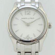 Hamilton Jazzmaster Steel Quartz Lady H32 261 115