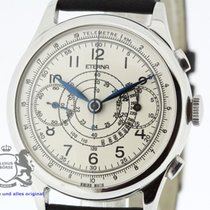 Eterna Vintage Chronograph Valjoux 22 from 1938