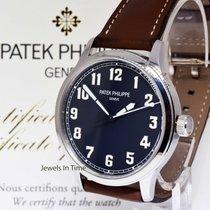 Patek Philippe Pilots Calatrava Limited Edition Steel Watch...