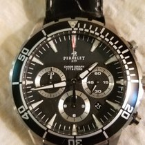 Perrelet Steel Automatic PRE-PERA1054-2 pre-owned