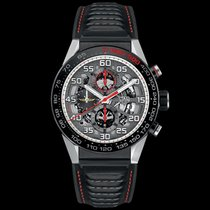 TAG Heuer CARRERA  CALIBRE HEUER 01 LIMITED EDITION CHRONOGRAP...