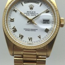 Rolex Day-Date 36 Yellow gold 36mm No numerals United Kingdom, Leicester