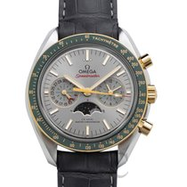 Omega Speedmaster Professional Moonwatch Moonphase 44.25mm Gris