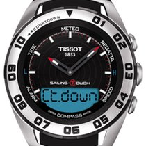 Tissot Sailing-Touch nuevo 45mm Acero
