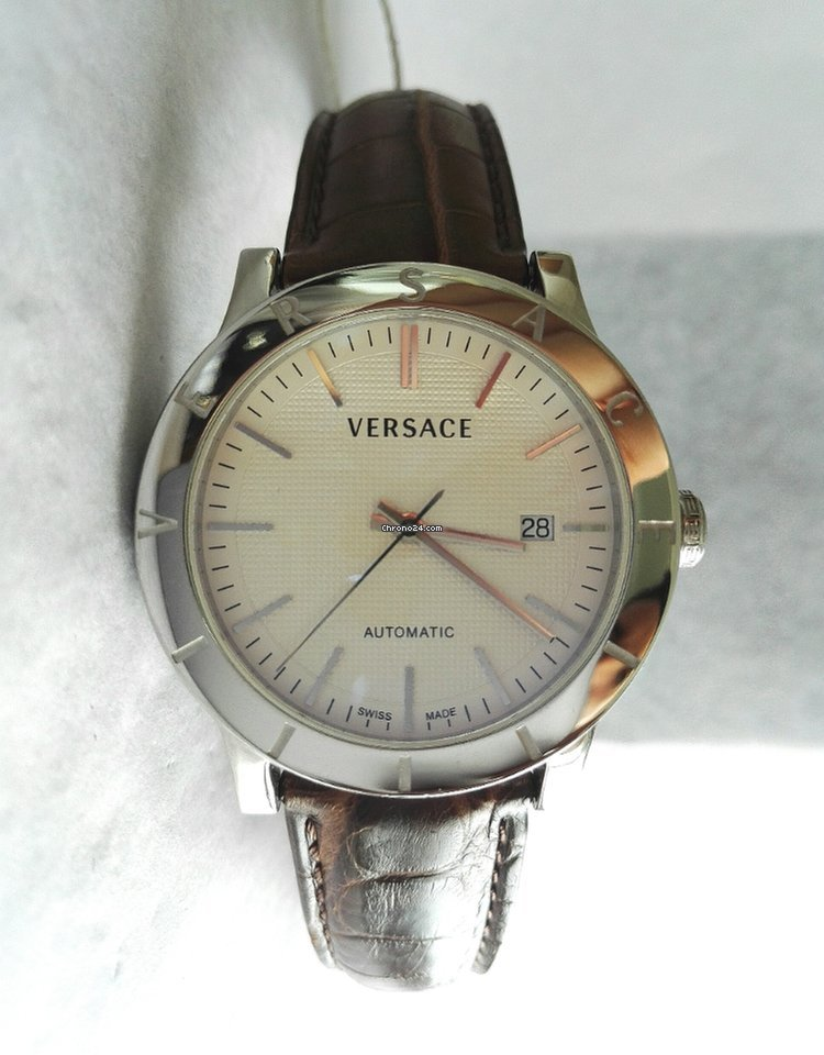85dfe9cc50b Versace watches - all prices for Versace watches on Chrono24