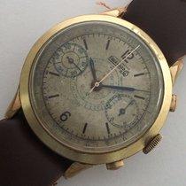 Eberhard & Co. Vintage Eberhard Jumbo Huge Chronograph Manual...