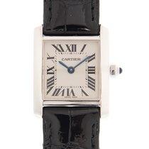 Cartier Tank Française new Quartz Watch with original box and original papers W5001256