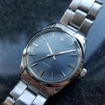 Rolex Air King Precision pre-owned 34mm Steel