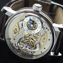 RGM Steel 43,5mm Manual winding RGM Tourbillon new
