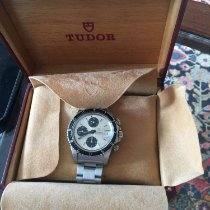 Tudor 79170 1993 Oysterdate Big Block 40mmmm pre-owned United Kingdom, totton
