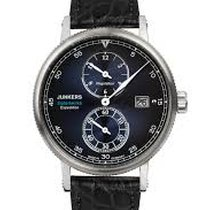 Junkers Steel 42mm Automatic 6512-3 new
