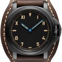 Panerai Luminor neu 2019 Handaufzug Uhr mit Original-Box und Original-Papieren PAM 00779