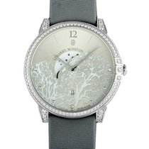 Harry Winston Midnight White gold 39mm Silver United States of America, Pennsylvania, Southampton