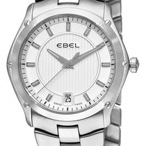 Ebel Sport Steel 32mm Silver United States of America, Virginia, ARLINGTON