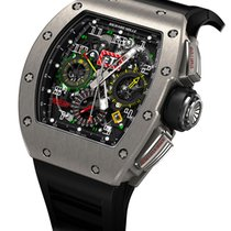 Richard Mille RM11-02 Titan RM 011 50mm nov