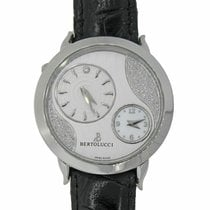 Bertolucci Steel 42mm Automatic 1213 pre-owned United States of America, New York, Massapequa Park