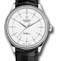 Rolex Cellini Time White gold 39mm White United States of America, New York, NEW YORK