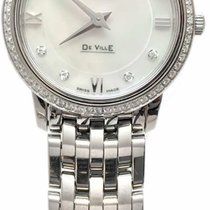 Omega De Ville Prestige Steel 27.4mm Mother of pearl No numerals United States of America, Florida, Naples