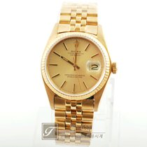 Rolex Yellow gold 36mm Automatic 16018 pre-owned