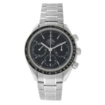 Omega Speedmaster Racing Steel 39mm Black Arabic numerals United States of America, New York, New York