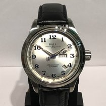 Ball Trainmaster Cleveland Express new 2018 Automatic Watch with original box and original papers NM1058D-LCJ-SL