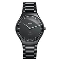 Rado True Thinline Ceramic 40mm Black United States of America, Connecticut, Shelton