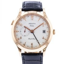 Zenith Elite Dual Time 18.1125.682/02.c490 usado