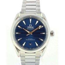 歐米茄 Seamaster Aqua Terra 鋼 38mm 藍色