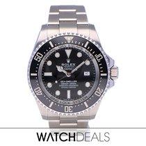 Rolex Sea-Dweller Deepsea 126660-0001 New Steel 44mm Automatic
