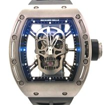 Richard Mille Titanium Manual winding RM 52-01 pre-owned United States of America, New York, New York