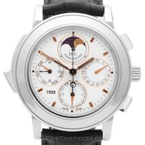 IWC Grande Complication Platina 42.2mm Alb