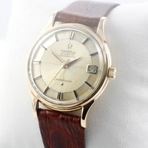 Omega Constellation 18 K Gelbgold Pie Pan