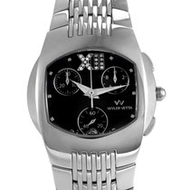 Wyler Vetta Steel 36mm Quartz 8119750023 pre-owned